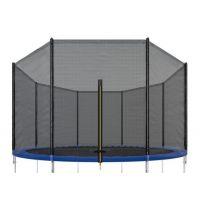 Plasa siguranta pentru trambulina 244 cm cu 6 stalpi exterior resigilat
