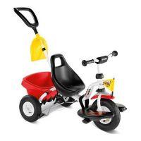 Puky - Tricicleta cu maner si suport picioare