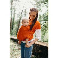 Boba - Wrap elastic din bambus pentru purtatea bebelusilor Sienna dot