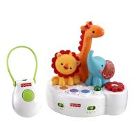 Fisher Price - Proiector cu telecomanda 4in1 Rainforest Friends