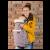 Protectie babywearing impermeabila Isara si Gluga Frosted Almond Taupe