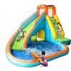 Happy Hop - Saltea gonflabila Piscina si tun cu apa