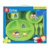 K's Kids - Set masa pentru bebelusi 5 piese verde