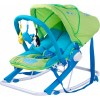 Caretero - Fotoliu balansoar Aqua green