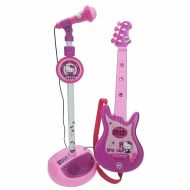 Reig Musicals - Set chitara si microfon Hello Kitty