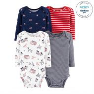 Set 4 body pompier 100% bumbac Carters