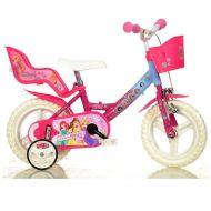 Bicicleta Princess 12 inch Dino Bikes