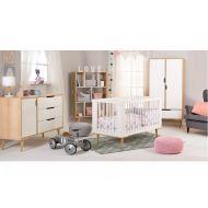 Mobilier Camera copii Klups Sofie Alb Natur