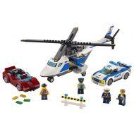 Lego City Police Urmarire de mare viteza L60138