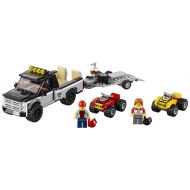 Lego City Great Vehicles Echipa de curse pe Atv L60148
