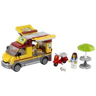 Lego City Great Vehicles Furgoneta de pizza L60150