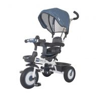 MamaLove - Tricicleta multifunctionala Rider Albastru