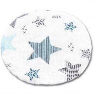 Perna anticolici cu samburi de cirese Kidizi All Mint Stars, 19 cm