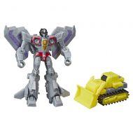 Hasbro Transformers Cyberverse Spark Starscream E Demoliotion Destroyer