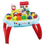 Ecoiffier - Joc Cuburi cu Masuta