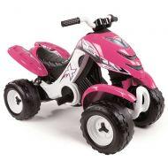 ATV electric Smoby X Power roz