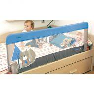 Olmitos - Protectie pat rabatabila pentru somiera adancita 150 cm Forest Friends resigilat