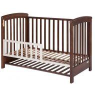 Bariera protectie pat pentru patutul Dreamy Plus alb