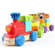 Baby Einstein - Trenulet de lemn Hape Discovery