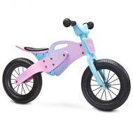 Toyz - Bicicleta fara pedale Enduro Pink