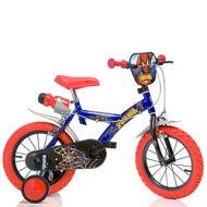 Dino Bykes - Bicicleta SpiderMan 14''