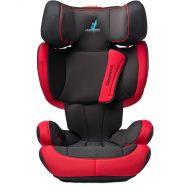 Caretero - Scaun auto 15-36 kg Huggi Isofix  Red