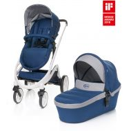 Carucior 2 in 1 Cosmo Navy Blue 4Baby