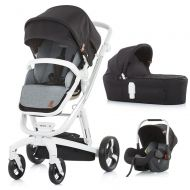 Carucior Chipolino Electra 3 in 1 black