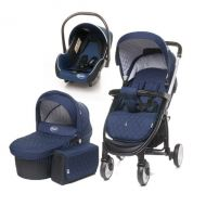 Carucior 3 in 1 Atomic Navy Blue 4Baby