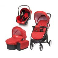 Carucior 3 in 1 Atomic Red 4Baby