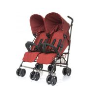 Carucior gemeni Twins Red 4Baby