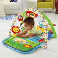 Fisher Price - Centru activitati Rainforest Musical Activity Gym