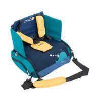 Olmitos - Inaltator scaun masa portabil 2 in 1 Blue Whale