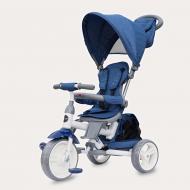 Coccolle - Tricicleta cu sezut reversibil Evo Albastru