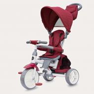 Coccolle - Tricicleta cu sezut reversibil Evo Visiniu