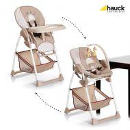 Hauck -  Scaun de masa si sezlong 2 in 1
