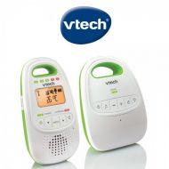 Interfon digital bidirectional Vtech BM2000, include melodii si lampa de veghe, raza actiune 300 m