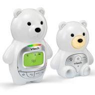 Interfon digital bidirectional Vtech BM2350, senzor de temperatura si lampa de veghe, raza actiune 300 m