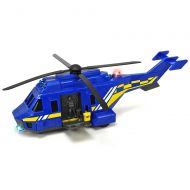 Elicopter de politie Special Forces Helicopter Unit Dickie Toys
