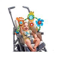 Tiny Love - Arcada flexibila pentru carucior sau scaun auto Prietenii din Padure