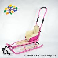 Kummer - Saniuta Winter Glam extra magenta