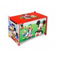 Delta Children - Ladita din lemn pentru depozitare jucarii Disney