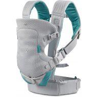 Marsupiu ergonomic reglabil cu 4 pozitii Infantino Flip Light & Airy