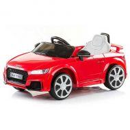 Chipolino - Masinuta electrica Audi TT RS red