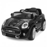 Chipolino - Masinuta electrica Mini Cooper Hatch Black