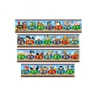 Melissa&Doug - Puzzle gigant de podea Alfabet Express