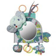 Oglinda bebelusi cu activitati Infantino Discover & Play