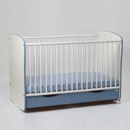 Bebe Design - Patut cu leganare Clasic Confort + Saltea