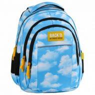 Ghiozdan scoala pentru copii Back Up Clouds
