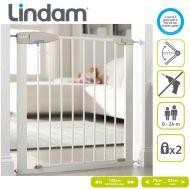 Lindam - Poarta siguranta Sure Shut 75 - 82 - 138 cm